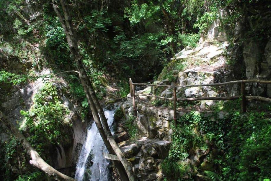 Fiume Levadio  – Acqua della Scialata